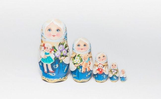 Boneca Russa Fosco