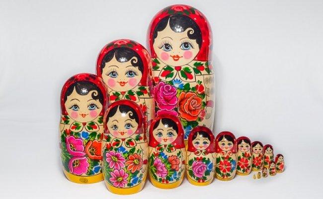 Boneca Russa Tradicional