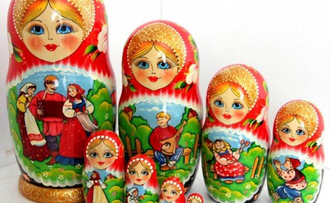 Boneca Russa VIP