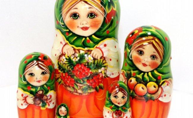 Boneca Russa Alina