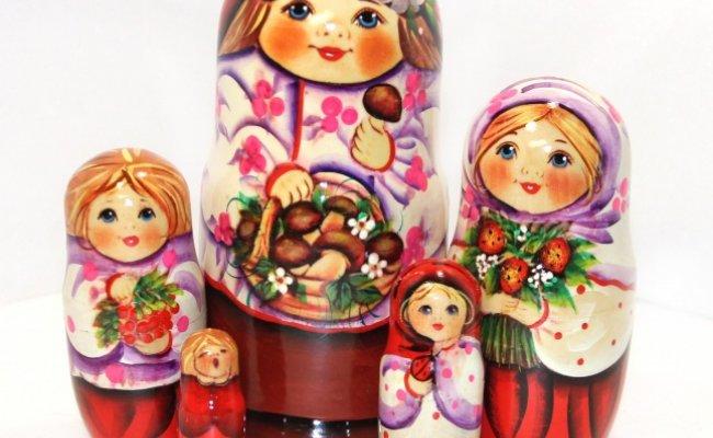Boneca Russa Ivan
