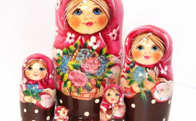 Boneca Russa Macha