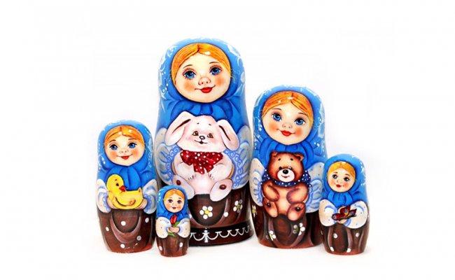 Boneca Russa Tanya