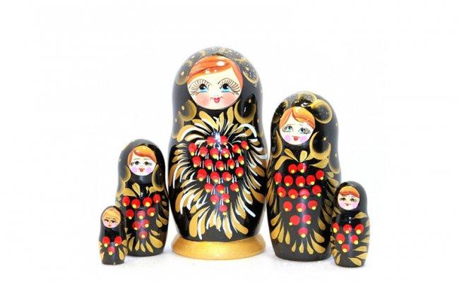 Boneca Russa Riabina