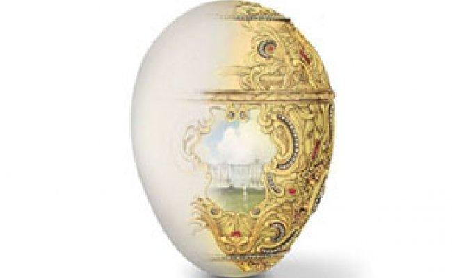 História do Ovo Fabergé
