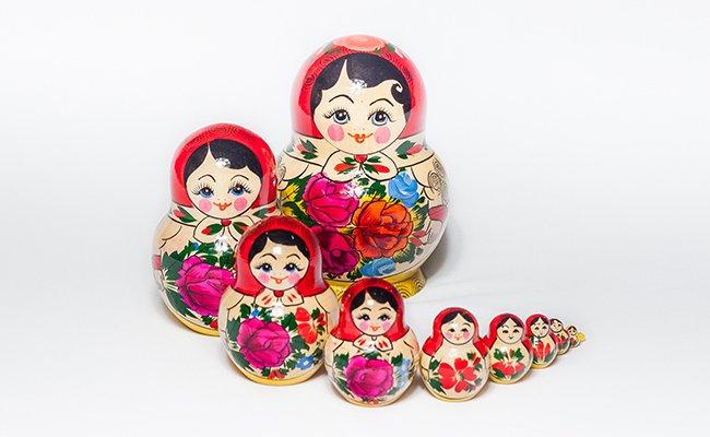 Tradicional - 10 Bonecas