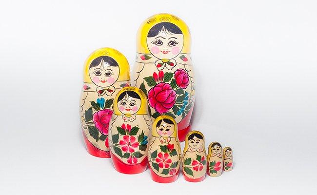Tradicional - 7 Bonecas