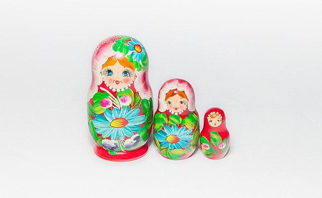 Bebe - 3 Bonecas