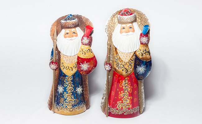 Papai Noel Vermelho