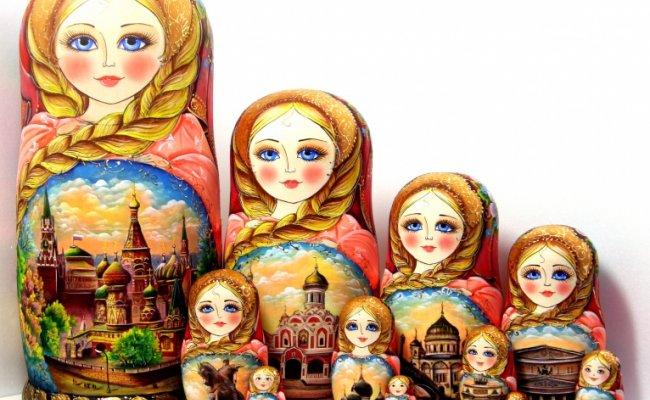 Vip Moscou - 15 bonecas