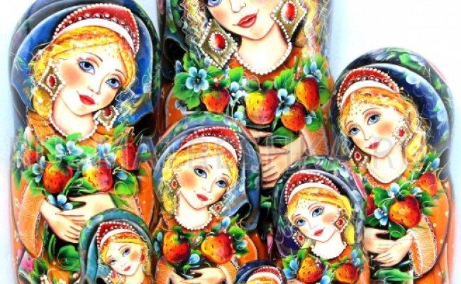 Vip Estilo Russo - 10 bonecas