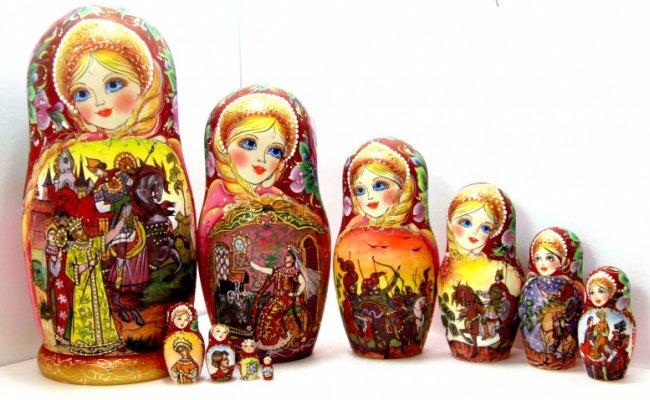 Vip História -10 bonecas