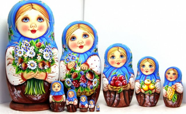 Vip Nastia - 10 Bonecas