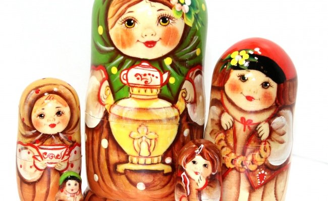 Vip Vera - 5 Bonecas