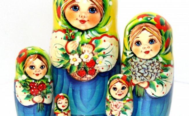 Vip Dacha - 5 Bonecas