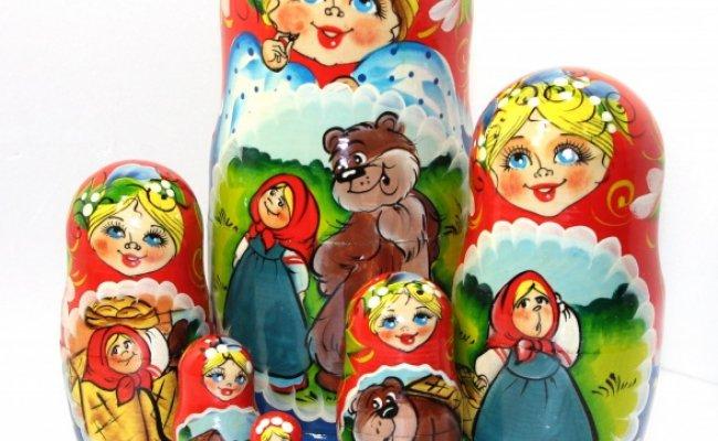 Vip Masha e Urso - 7 Bonecas
