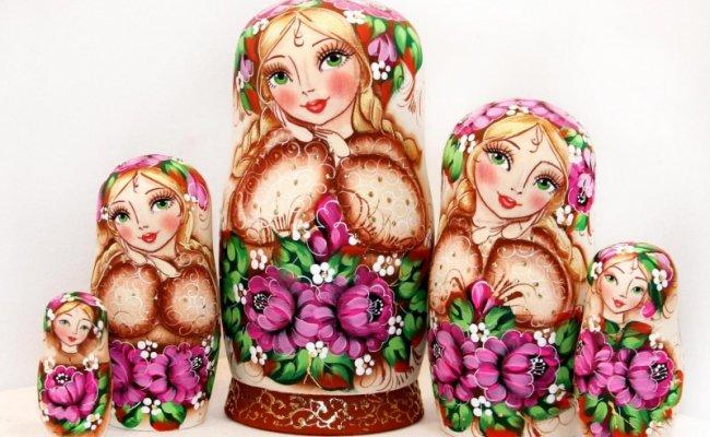Vip Flores - 5 Bonecas
