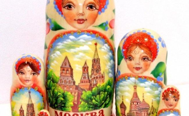 Moscou Branca -5 Bonecas