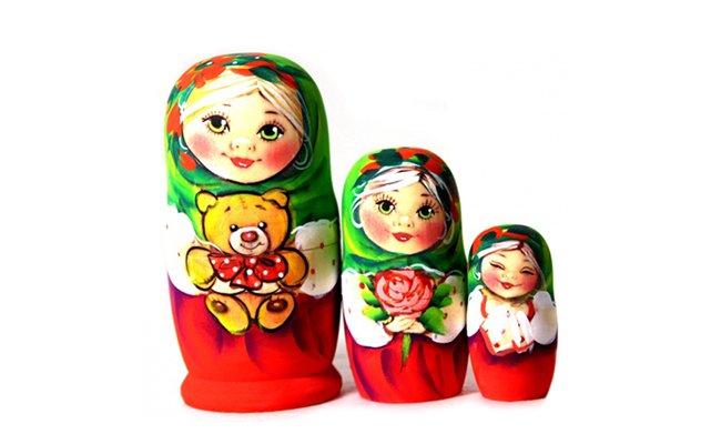 Vip Bebe 3 Bonecas