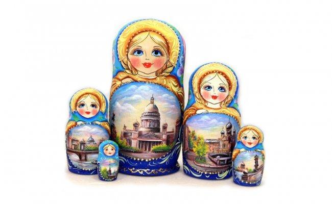 Sankt Peterburg - 5 Bonecas